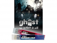REFILL PENNA A SFERA CANCELLABILE MY GHOST